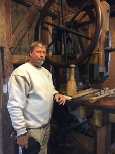 Eric Pendexter, Owner of Horse Creek Woodworks